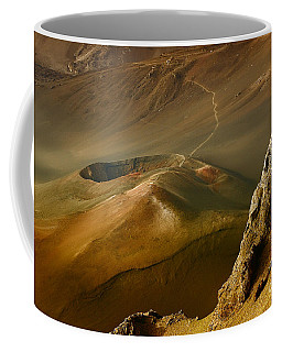 Haleakala Caldera Coffee Mug