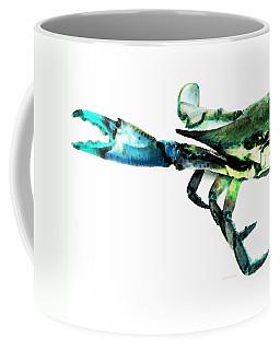 Half Crab - The Left Side Coffee Mug
