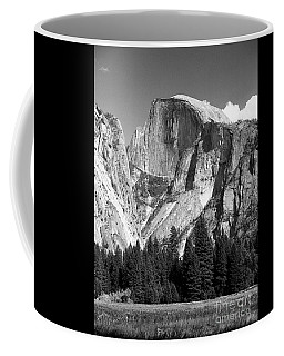 Half Dome Coffee Mug
