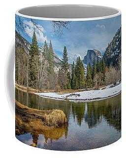 Half Dome Vista Coffee Mug