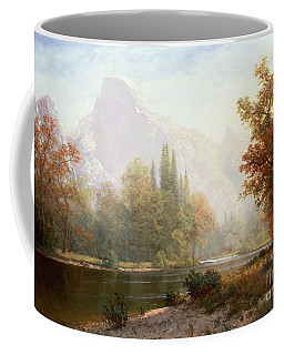 Half Dome Yosemite Coffee Mug