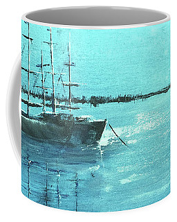 Half Moon Harbor Coffee Mug