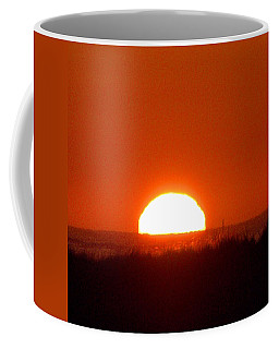 Half Sun Coffee Mug by  Newwwman