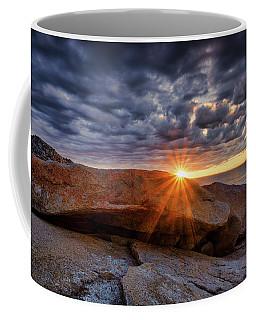 Halibut Pt Cloud Break Coffee Mug