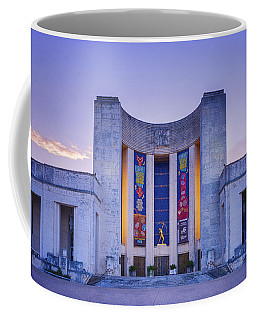 Hall Of State Texas Coffee Mug
