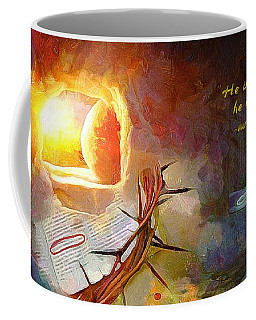 Hallelujah - Christ Arose Coffee Mug