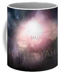 Halleluyah Coffee Mug by Bill Stephens