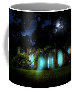 Coffee Mug featuring the photograph Hallowed Ground by Mark Andrew Thomas