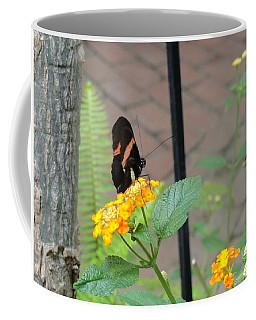Halloween Butterfly Coffee Mug