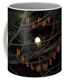Halloween Card Coffee Mug