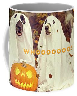 Halloween Hounds Coffee Mug