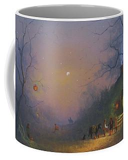 A Shire Halloween  Coffee Mug