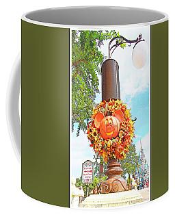 Halloween In Walt Disney World Coffee Mug