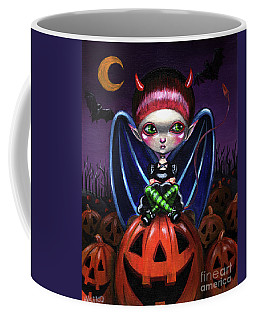 Halloween Little Devil Coffee Mug