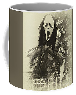 Halloween No 1 - The Scream  Coffee Mug