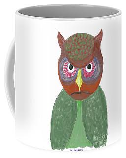 Halloween Owl Coffee Mug