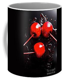 Halloween Toffee Apples Coffee Mug