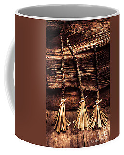 Halloween Witch Brooms Coffee Mug