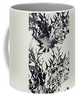 Halls Of Horned Art Coffee Mug