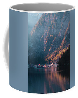 Hallstatt Fall Coffee Mug