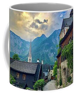 Hallstatt Village Stroll Coffee Mug