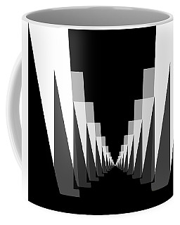 Hallway Coffee Mug by Bob Wall
