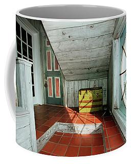 Hallway Coffee Mug by Nicki McManus