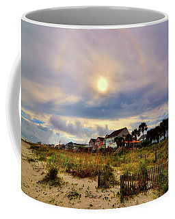 Halo Around The Sun Coffee Mug