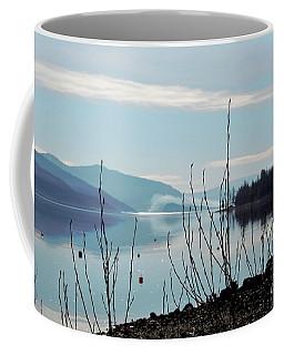 Halo On Copper Island Coffee Mug