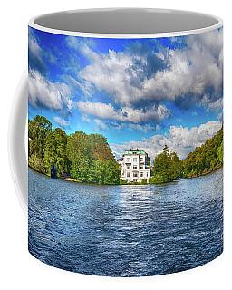 Hamburg's Alster Lake Coffee Mug by Pravine Chester