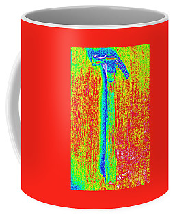 Heat Map Hammer 1 Coffee Mug