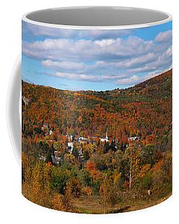 Hammondsport Panorama Coffee Mug