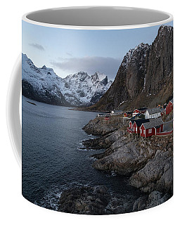 Hamnoy In Lofoten Coffee Mug