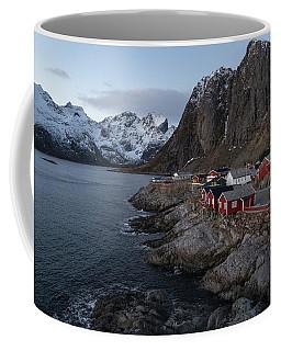 Hamnoy In Lofoten Coffee Mug