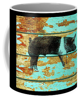 Hampshire Boar 1 Coffee Mug