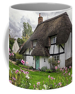 Hampshire Thatched Cottages 8 Coffee Mug