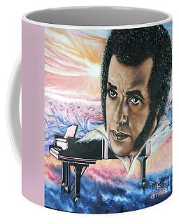 Blaa Kattproduksjoner       Hampton Hawes -jazz Pianist Coffee Mug
