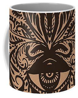 Hamsa Hand Coffee Mug
