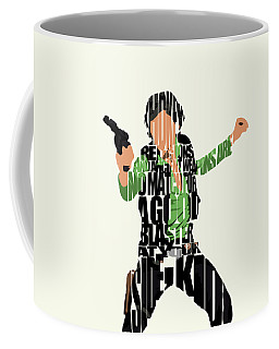 Han Solo From Star Wars Coffee Mug