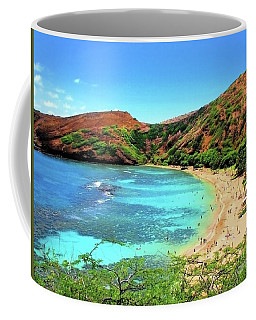 Hanauma Bay Nature Preserve Coffee Mug