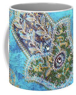 Hand Of Fatima Coffee Mug