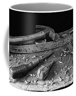 Coffee Mug featuring the photograph Hand Tools 2 by Richard Rizzo