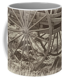 Handcart Coffee Mug