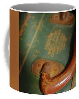 Handle On The Past Coffee Mug