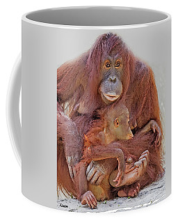 Hands And Feet Coffee Mug