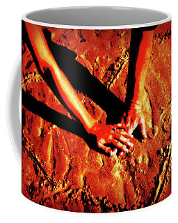 Hands In Love Coffee Mug