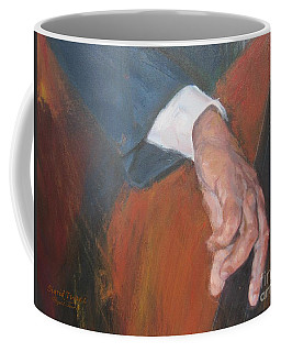 Blaa Kattproduksjoner          Hands Of Deep Sound Coffee Mug