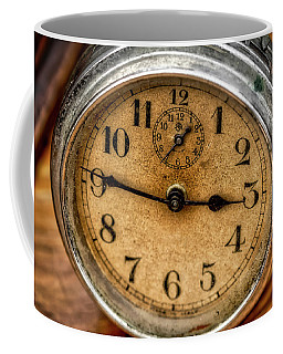 Hands Of Time Coffee Mug