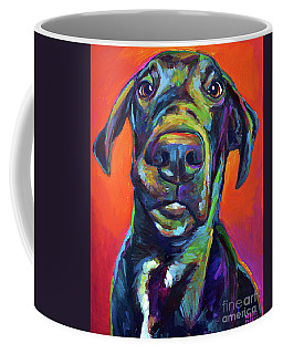 Handsome Hank Coffee Mug by Robert Phelps