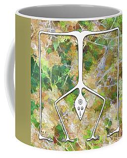 Handstand Coffee Mug